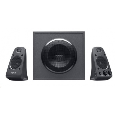 Logitech Speakers Z625 Powerful THX Sound