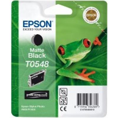 EPSON ink čer Stylus Photo R800/R1800 - Matte