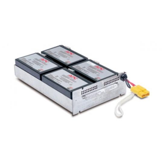 APC Replacement Battery Cartridge #24, SU1400RM2U, SU1400RMI2U, SUA1500RMI2U