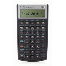 HP 10bII+ Financial Calculator-Bluestar - CALC