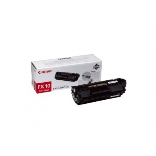 Canon LASER TONER black FX-10 (FX10) 2 000 stran*