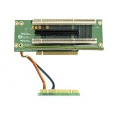 CHIEFTEC Riser card 2U RC2-E16X2R-4, support 1xPCI-E x 16 slot & 2xPCI-X 133 slot