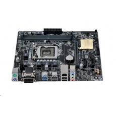 ASUS MB Sc LGA1151 H110M-K, Intel H110, 2xDDR4, 1xDVI, 1xVGA, mATX