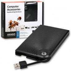 "AXAGON EE25-XP, USB2.0 - SATA,  2.5"" externí WAVE box"