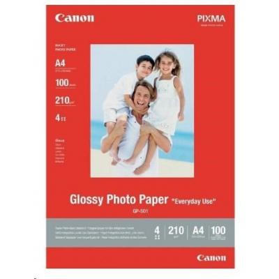 Canon PAPÍR GP-501 4x6 100ks (GP501)