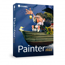 Corel Painter 2022 Upgrade License (Single User), MP, EN/DE/FR, ESD