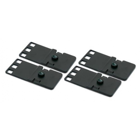 "APC Adapter Kit 2"" to 19"" Black"