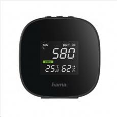 Hama Safe, přístroj pro měření kvality vzduchu (CO2, teploty a vlhkosti vzduchu)