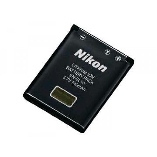 NIKON EN-EL10 dobíjecí baterie