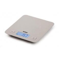 Domo DO9239W Kuchyňská váha LCD, nerez, 5kg