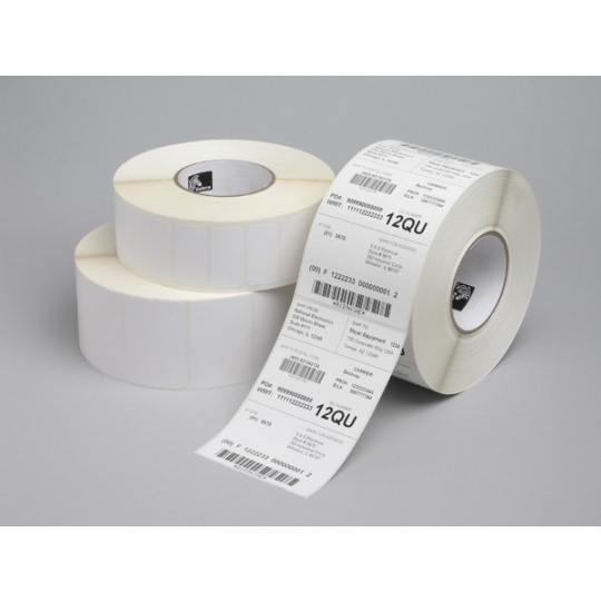 Zebra etiketyZ-Select 2000D, QL420, 101.6x152.4mm, 105 etiket