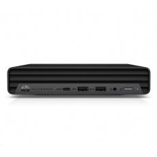 HP EliteDesk 800G8 DM 95W i7-11700T, 1x16GB, 512GB M.2 NVMe TLC, GTX1660Ti/6GB 3x mDP, usb kl. a myš,120W,2xDP, Win10Pro