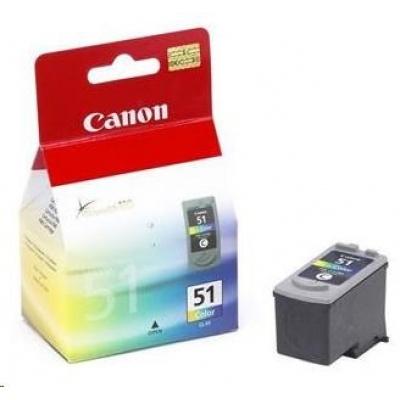 Canon BJ CARTRIDGE colour CL-51 (CL51) BLISTER SEC