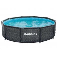 Bazar - Marimex bazén Florida 3,66 x 1,22 m RATAN - Poškozený obal
