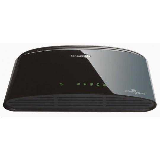 D-Link DES-1005D 5-port 10/100 Desktop Switch