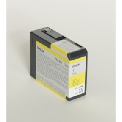 EPSON ink bar Stylus Pro 3800/3880 - yellow (80ml)