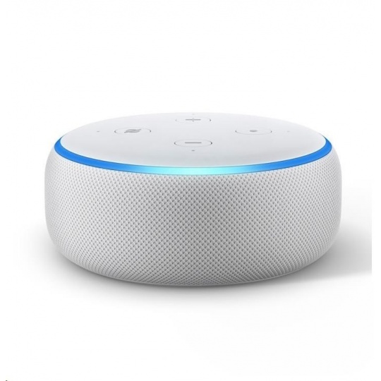 Amazon Echo Dot (3. generace) Sandstone - bílá