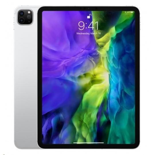 APPLE 11-inch iPadPro Wi-Fi + Cellular 1TB - Silver (2020)