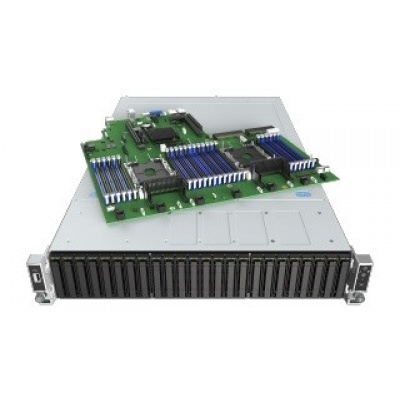 Intel Server System R2224WFTZS (WOLF PASS), Single