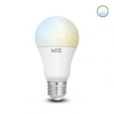WIZ LED Žárovka SMART WiFi A60 E27 WiZ60 TW F Bílá 806lm 2700K-6500K 9W (WZE20026071)