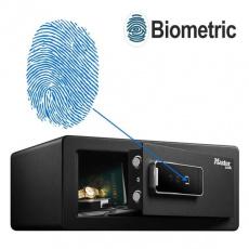 MasterLock LX110BEURHRO velký biometrický trezor