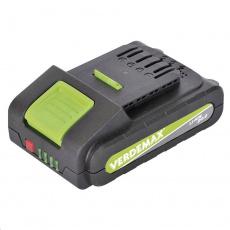 VERDEMAX LI-ION Baterie 20V-2.5Ah